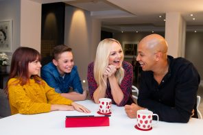 VODAFONE AND EMMA BUNTON HELP FAMILIES ACHIEVE A POSITIVE DIGITAL LIFE BALANCE THIS NEW YEAR