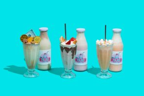 Where To Go Now: DELIVEROO AND KELIS' MILKSHAKES  BRING ALL THE BOYS (AND GIRLS) TO THE YARD