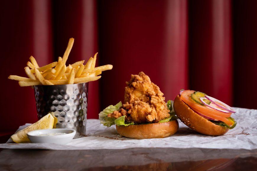 Burger & Lobster, Lobster Royale 1