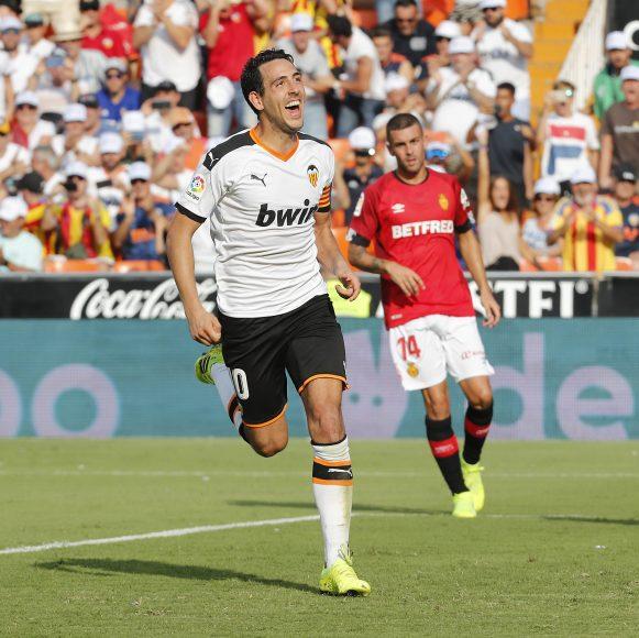 David González - Photo courtesy of La Liga