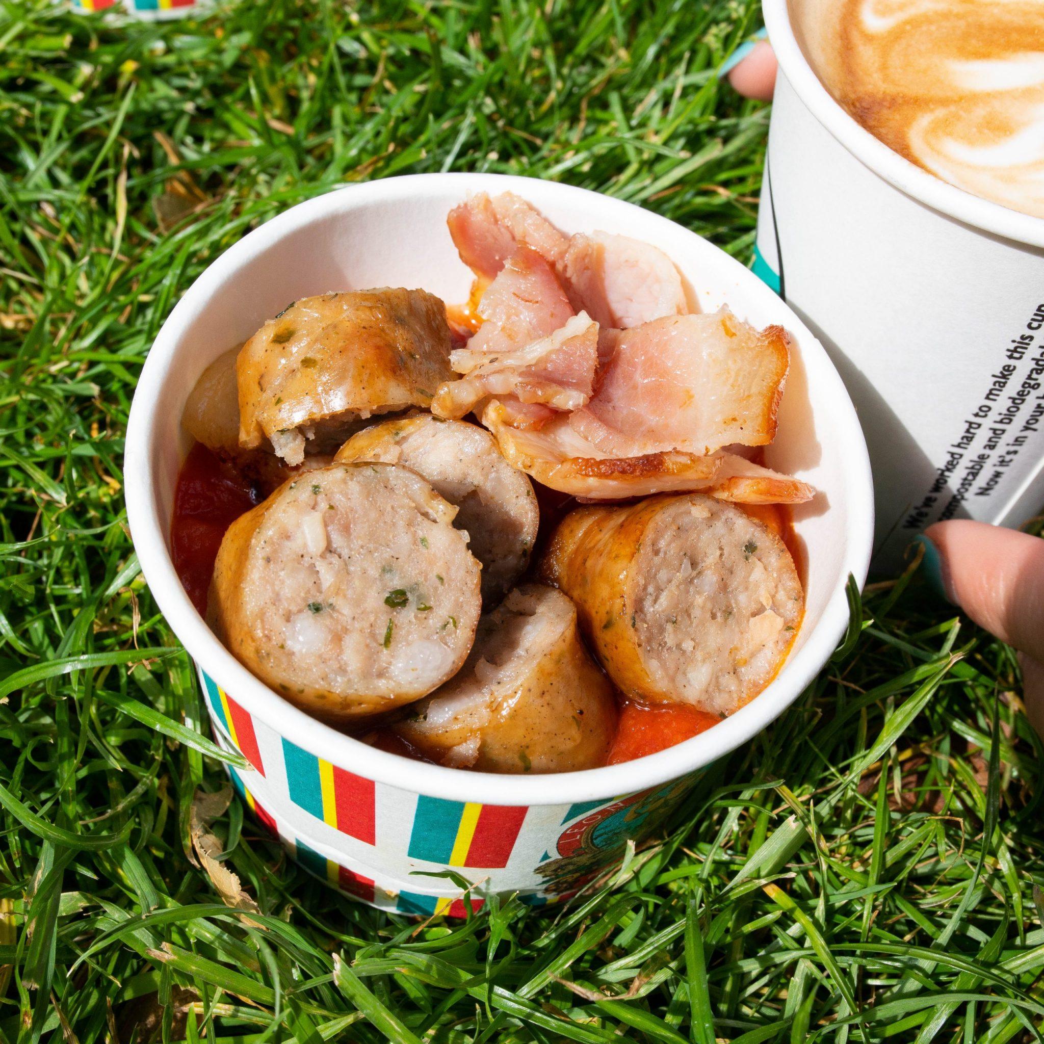 Full English Pot & Coffee (2)