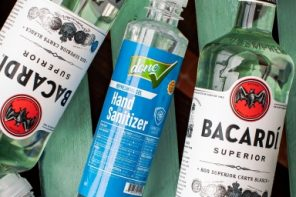 Bacardi increases Global Production of Hand Sanitizer for Local Communities