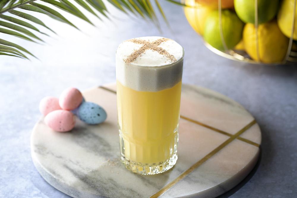 Hot Cross Rum