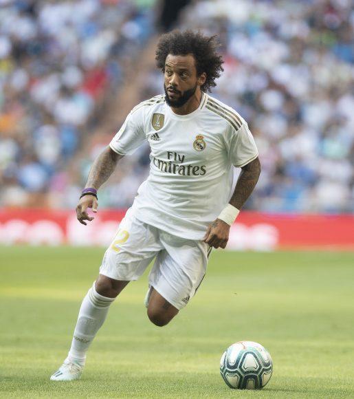 Marcelo - Real Madrid. Photo courtesy of La Liga