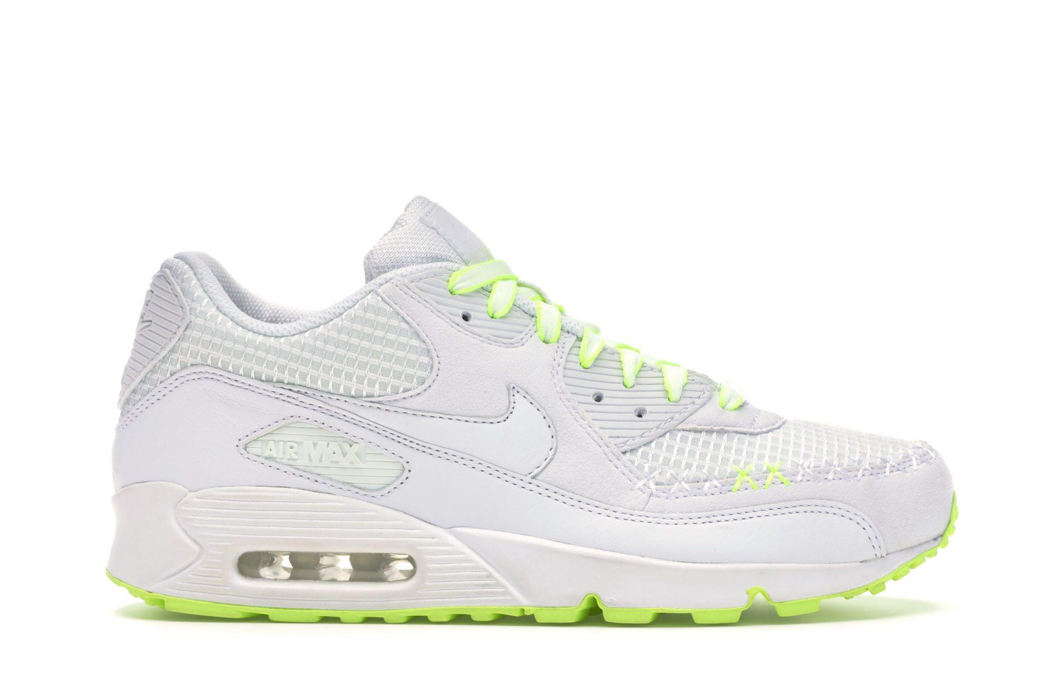 Nike-Air-Max-90-Kaws-White-Volt_01
