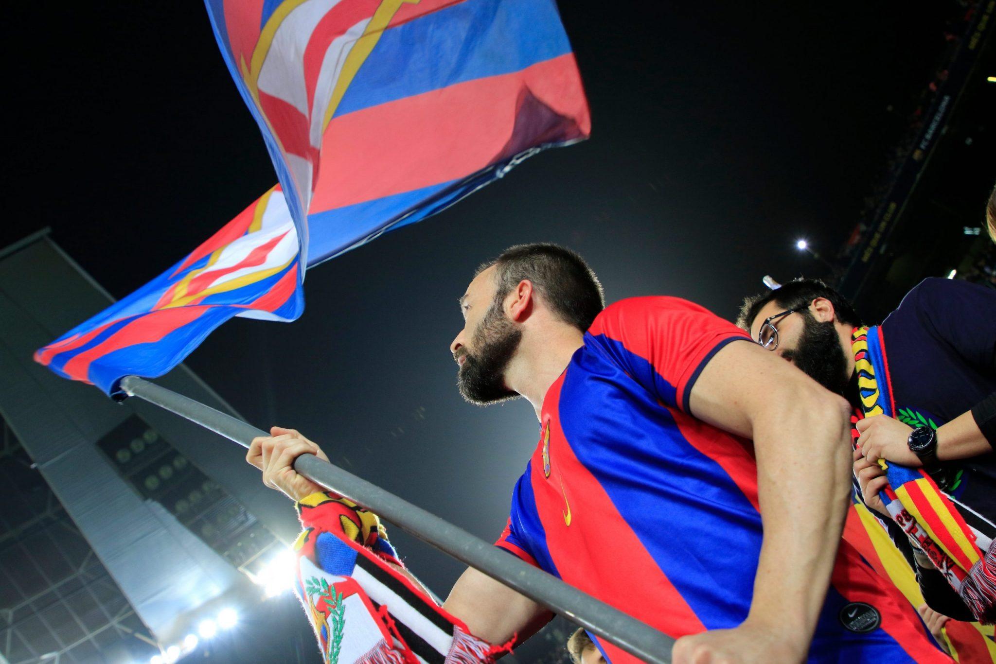 Barça fans
