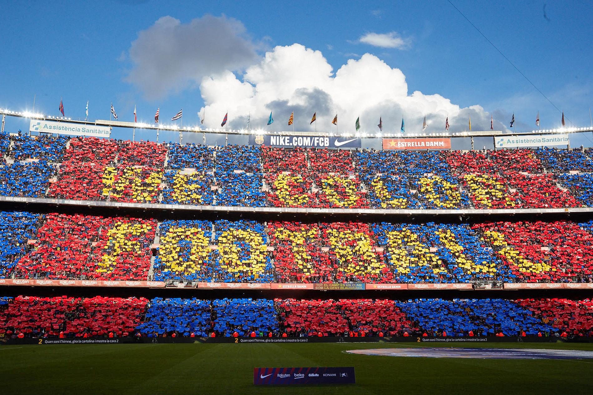 28/10/18. FC Barcelona 18/19  contra el R. Madrid 18/19. Jornada 10