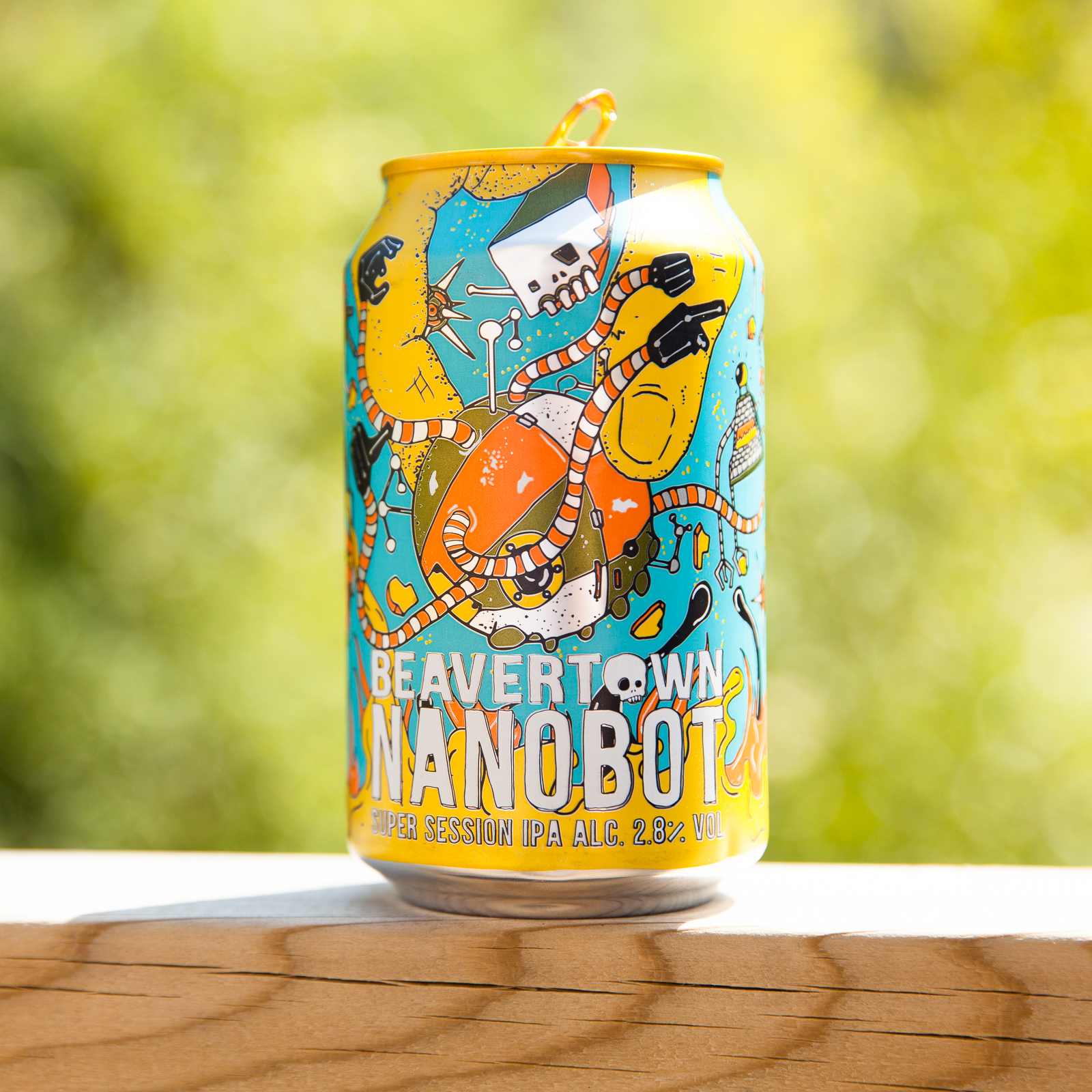 Beavertown Nanobot 4