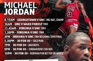 Micheal Jordan Day On Bt Sport espn