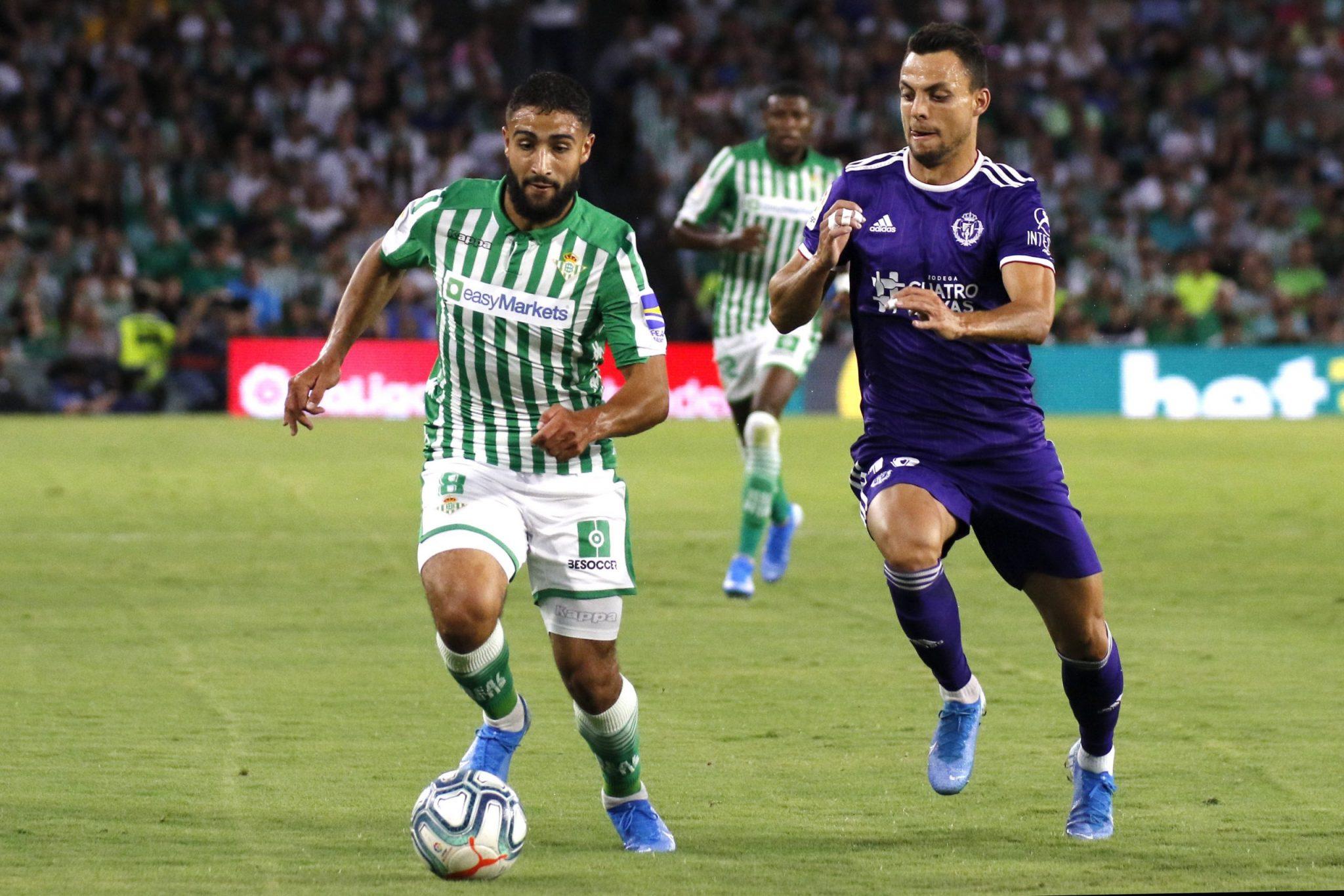 Nabil Fekir - Real Betis