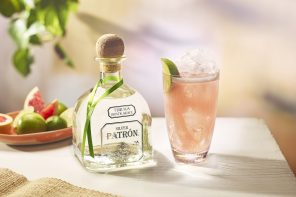 what to drink now: Patrón Paloma