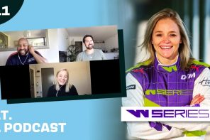 The Alternative F1 Podcast: W Series special w/ Tasmin Pepper
