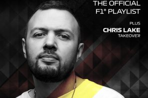 F1 Tracks: Chris Lake