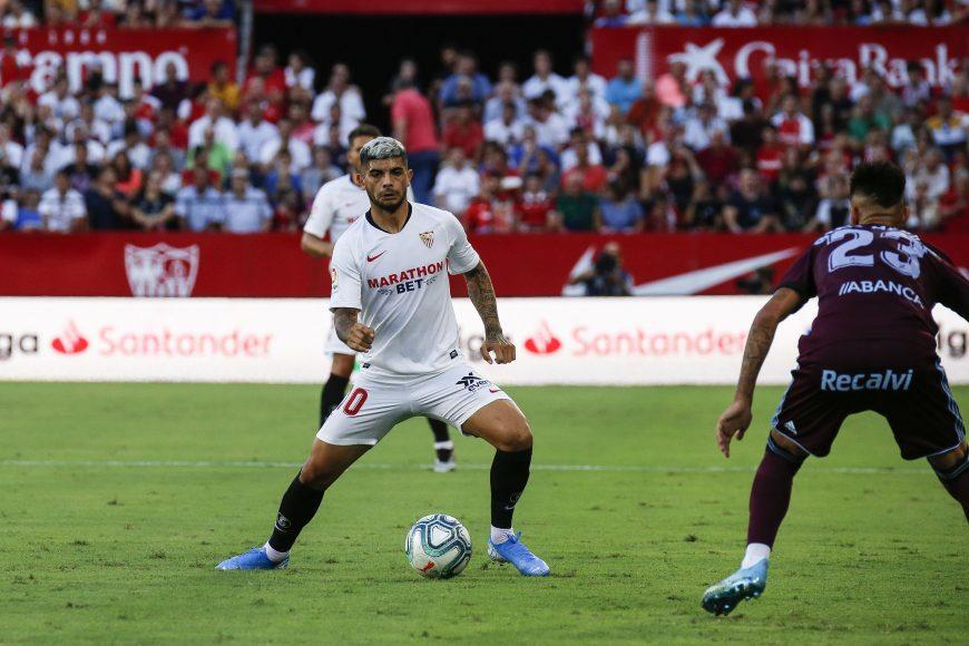 Ever Banega - Sevilla FC - Image Courtesy of LaLiga