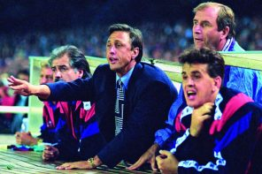 The story of Johan Cruyff and Barcelona's legendary 1990s 'Dream Team'