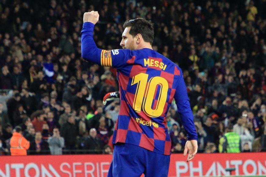 Lionel Messi (FC Barcelona) Image Courtesy of LaLiga