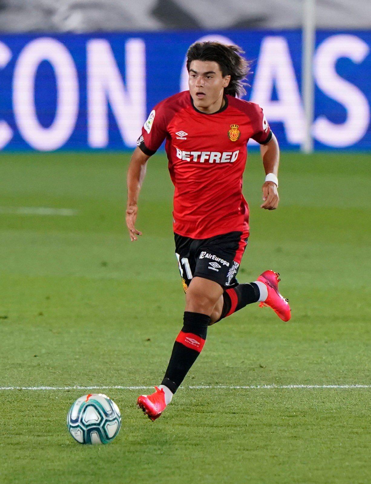 Luka Romero (RCD Mallorca)