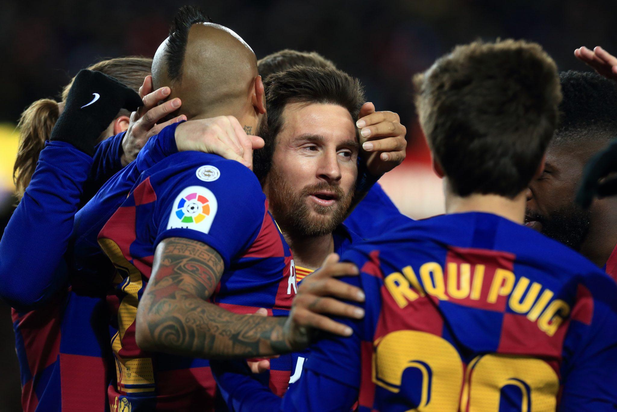 Messi - 1. Goalscoring record