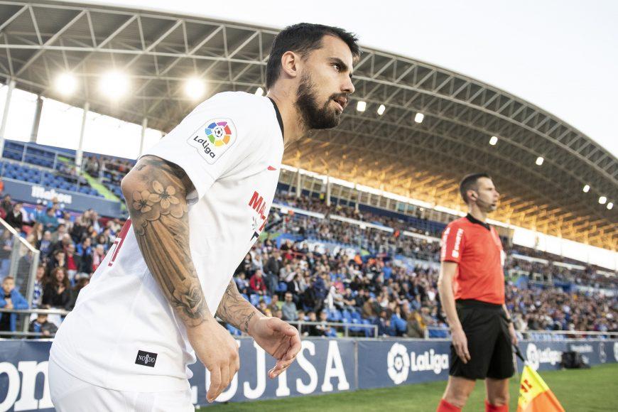 Suso - Sevilla FC / Image Courtesy of LaLiga