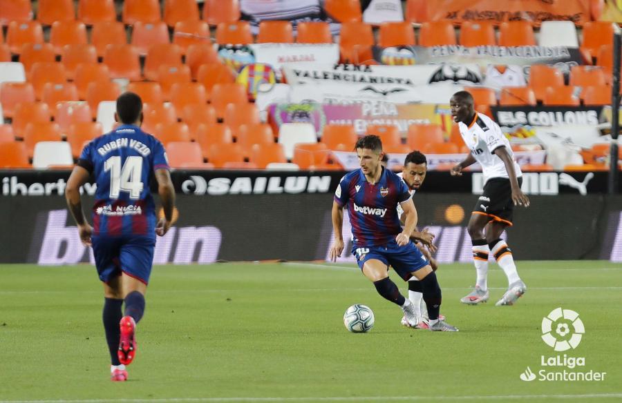 Valencia CF vs Levante UD