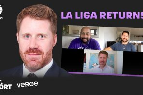 Alt. Sport Meets: LaLiga Special with Keegan pierce