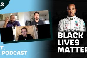 The Alternative F1 Podcast: The Importance of black lives matter