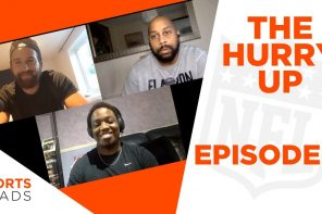 The SportsHeads: The Hurry Up – Episode 1