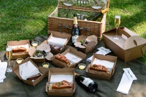 What to eat now: Burger & Lobster Picnic Hampers