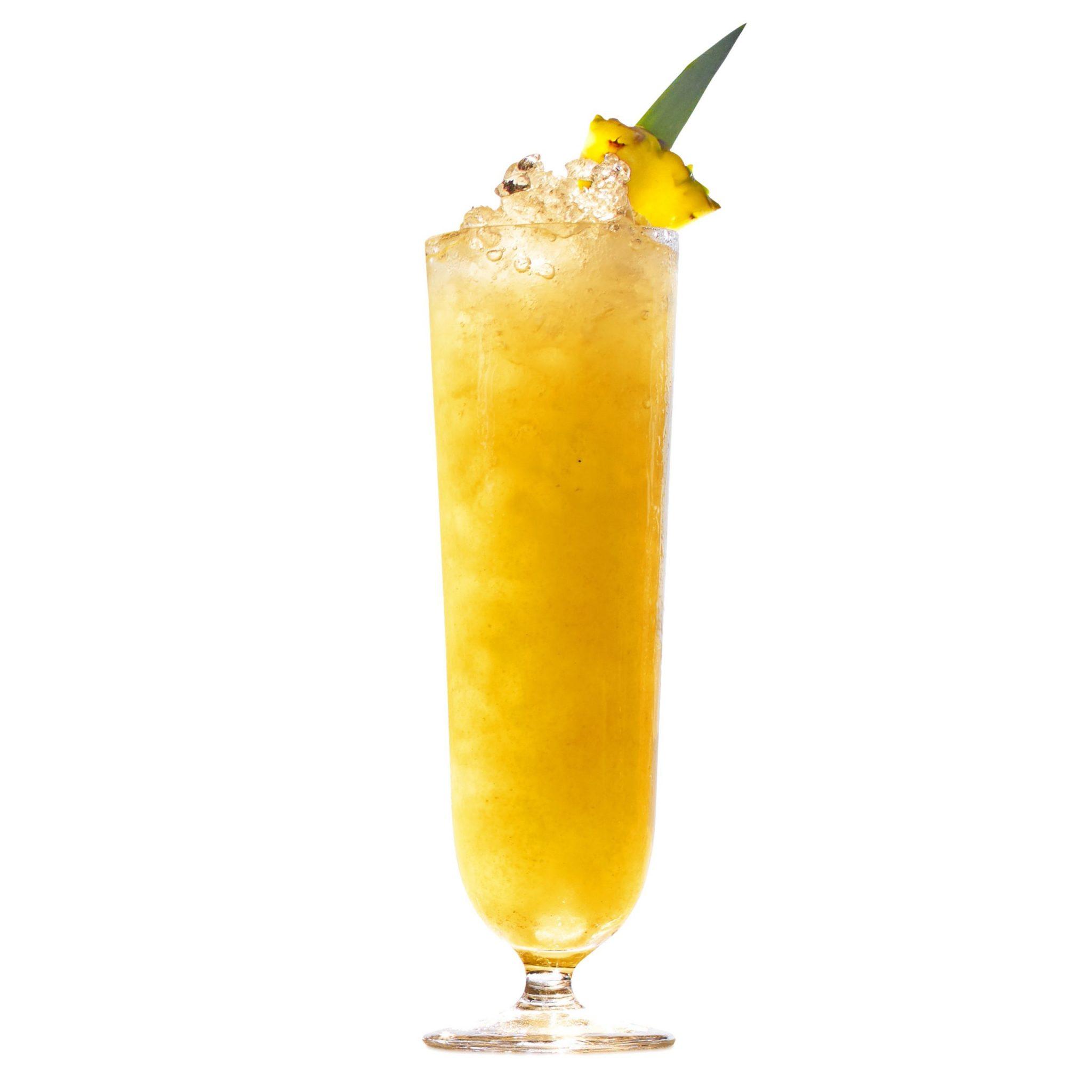 BACARDÍ Rum - Piña Colada - Cut out
