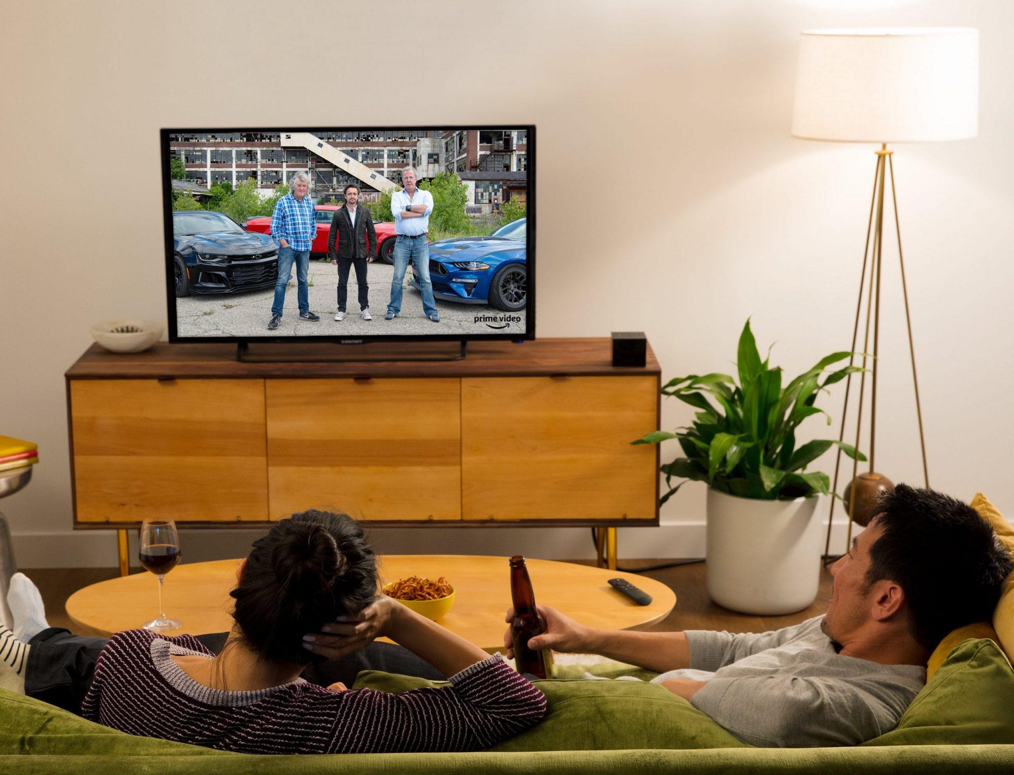 Fire TV Cube, £109.99 - Amazon.co.uk(3)