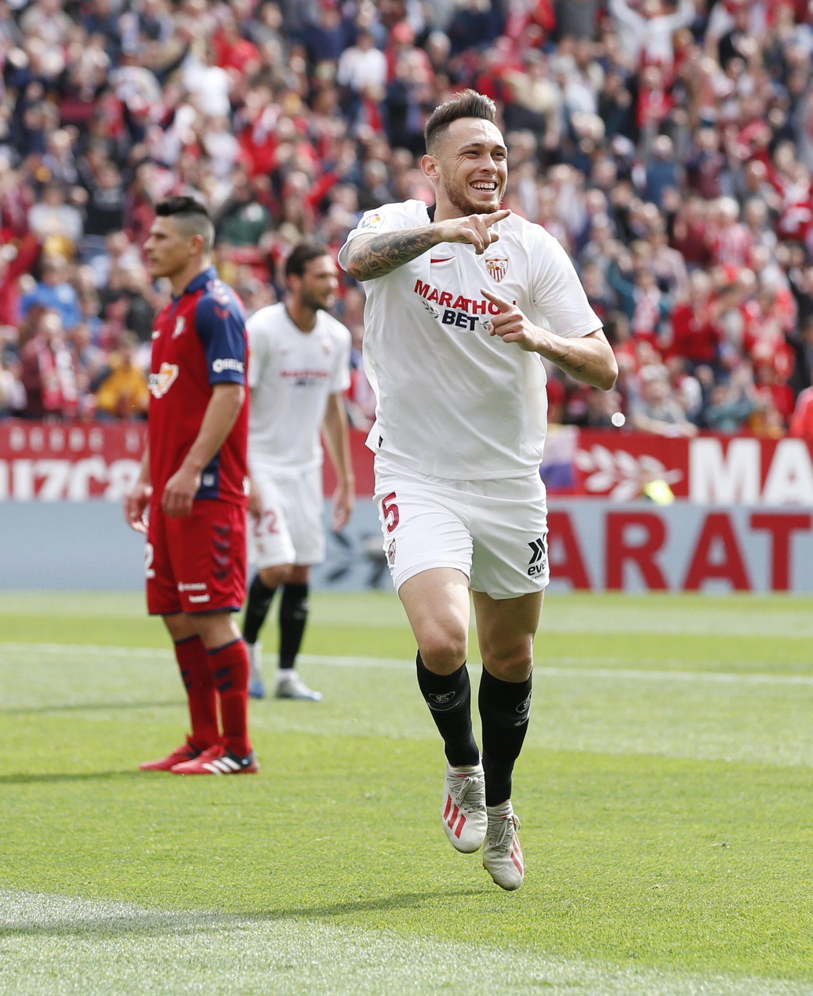 Lucas Ocampos - Sevilla FC (1)