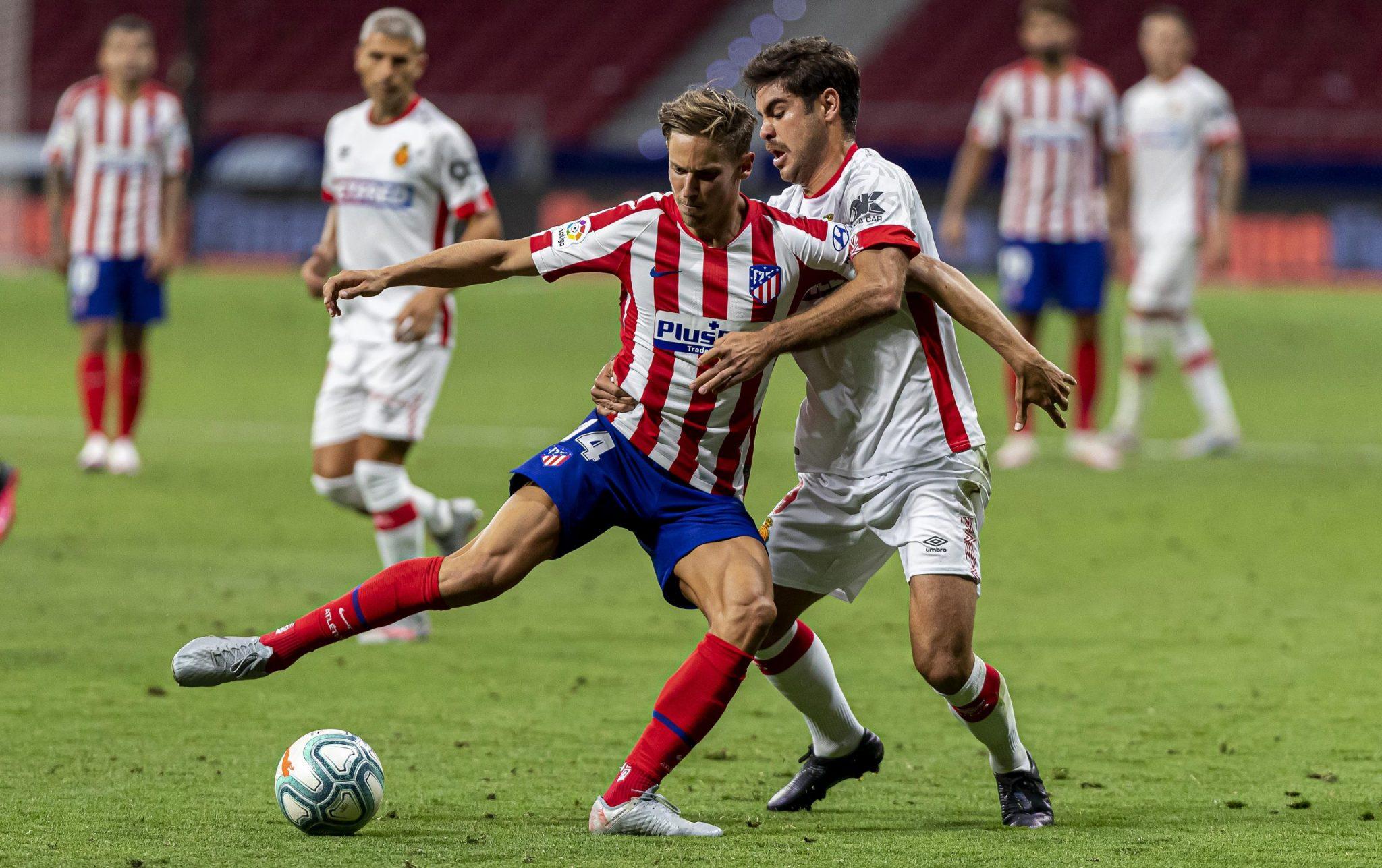 Marcos Llorente - Atletico Madrid (1)