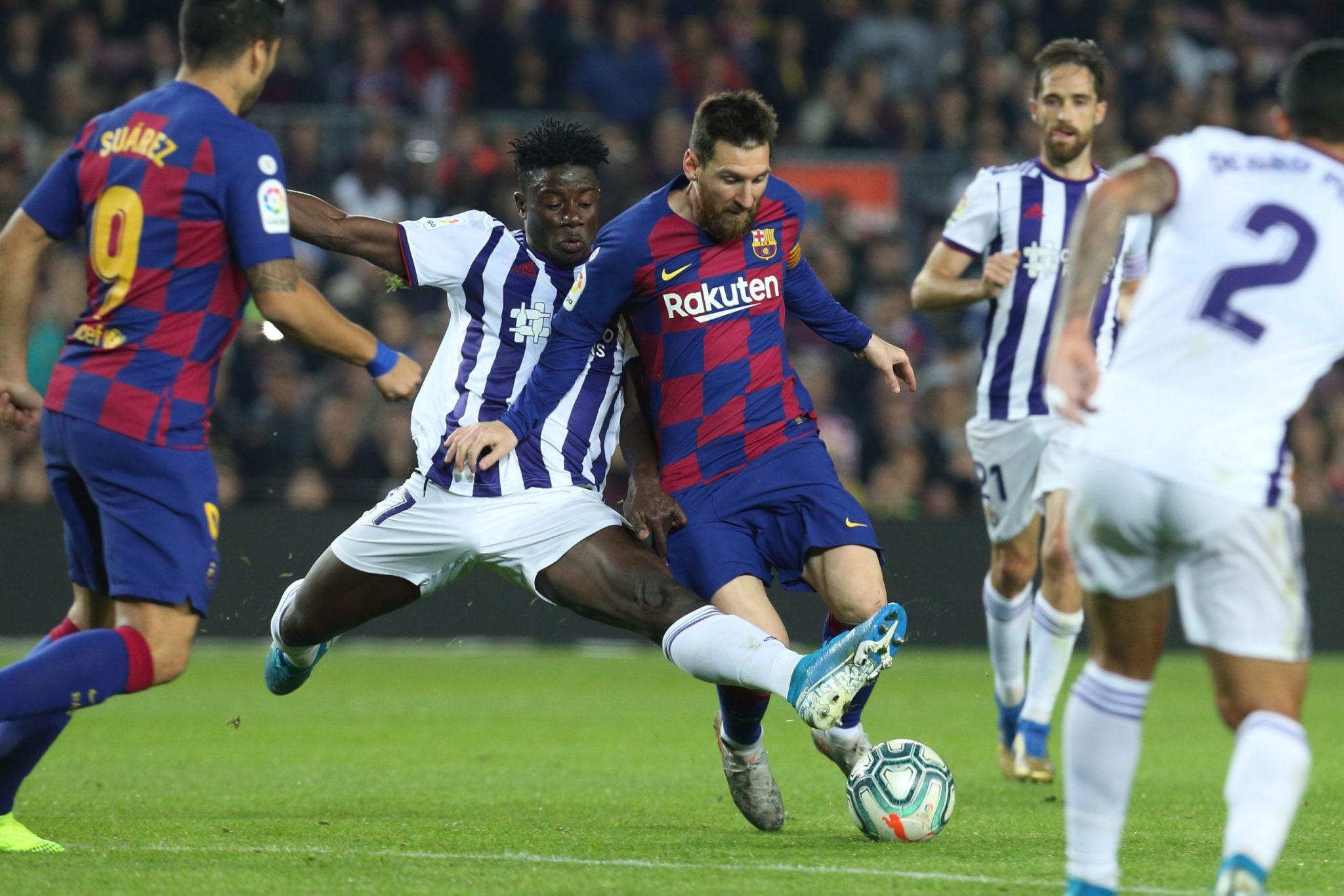 Mohammed Salisu - Real Valladolid (2)