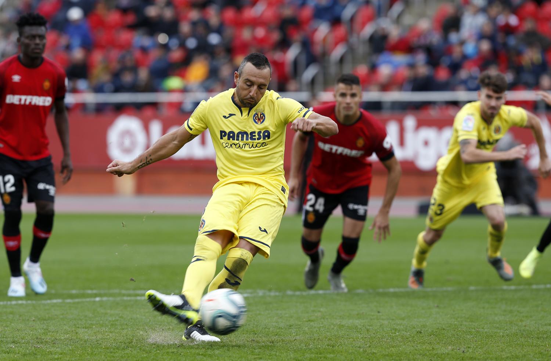 Santi Cazorla - Villarreal CF (2)