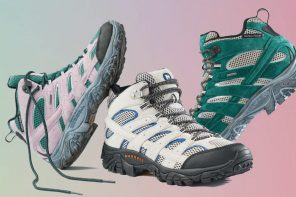 What to wear now:  Merrell X Outdoor Voices