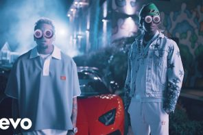 "New Music: CHRIS BROWN AND YOUNG THUG RELEASE VIDEO FOR ""GO CRAZY"""