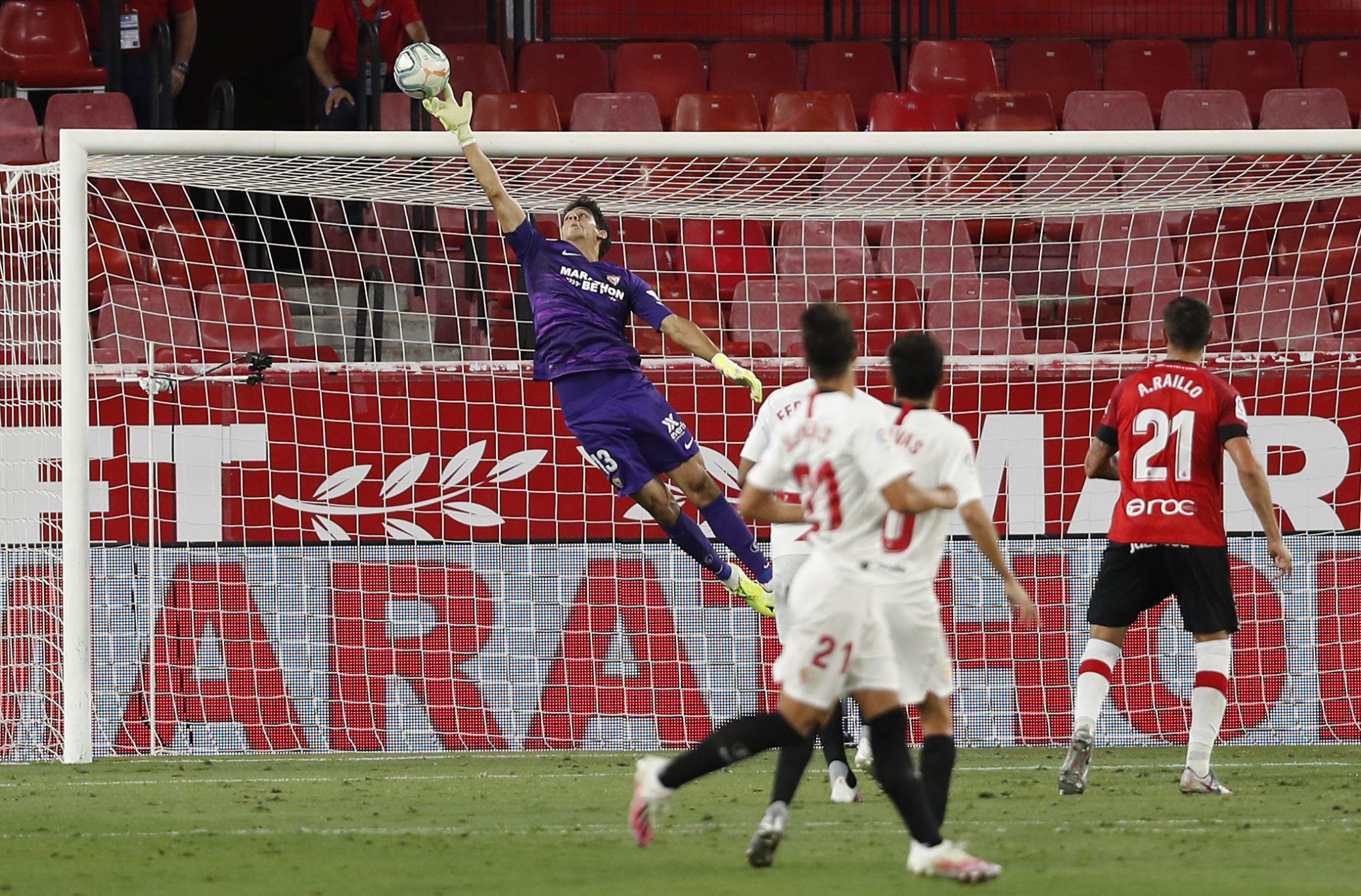 Bono (Sevilla FC)