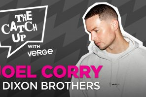 The Catch Up: Joel Corry