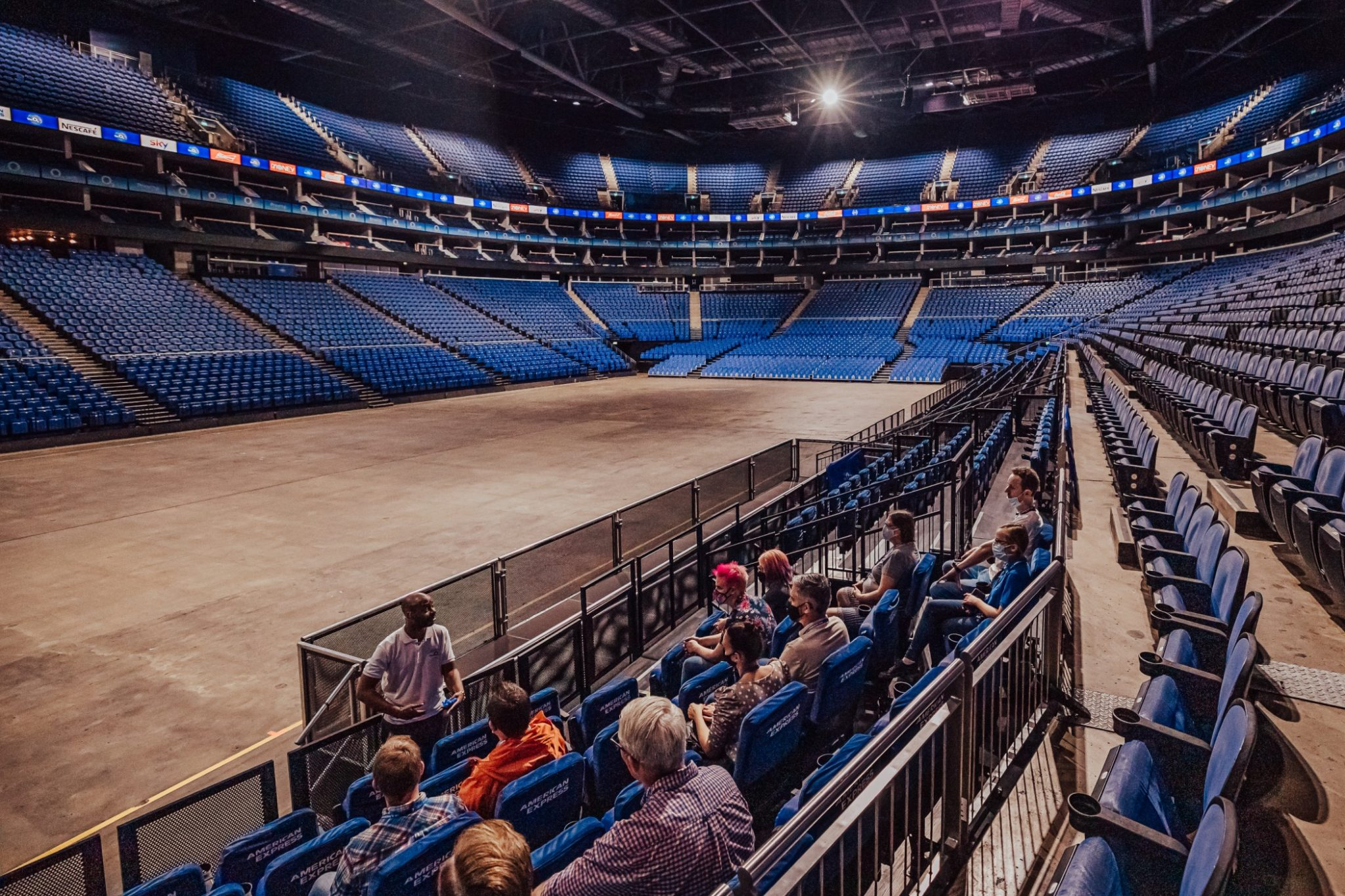 Copy of The O2 Backstage Tour - 15th August 2020 by Luke Dyson - IMG_0089