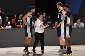 San Antonio Spurs coach Becky Hammon to Feature in Latest Jr. NBA Coaches