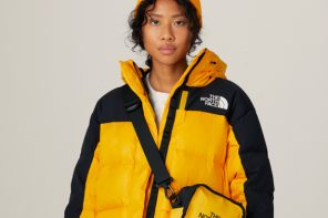 What to wear now: THE NORTH FACE: YELLOW ICONS