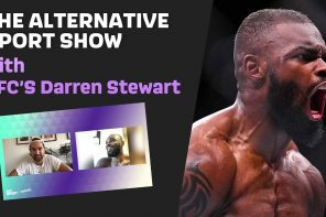 The Alternative Sport show: Darren Stewart