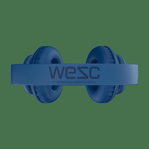 41418_WeSC_On Ear Headphone_Blue_Studio Top