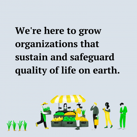 Growing Organizations