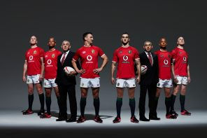 BECOME A LION with VODAFONE AND BRITISH & IRISH LIONS