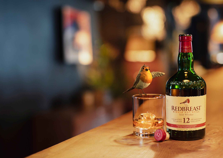 Redbreast Whiskey - Introducing Robin Redbreast