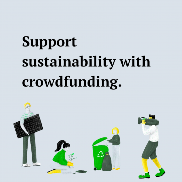 Supporting Sustainability