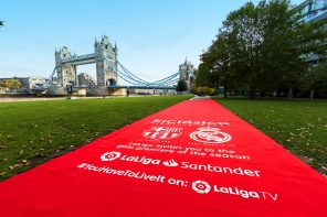LALIGA ROLLS OUT RED CARPET IN LONDON AND MULTIPLE CITIES AROUND THE WORLD TO CELEBRATE ElClásico SHOWPIECE