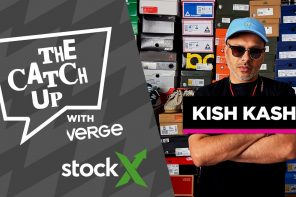 The Catch up with kish kash