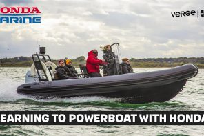 What to drive now: Honda Powerboats